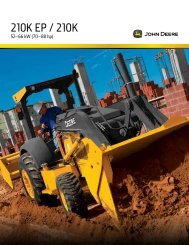 210K EP / 210K - West Side Tractor Sales