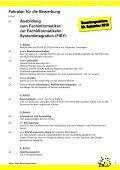 Ausbildung zum Fachinformatiker/ zur Fachinformatikerin ... - Seite 2
