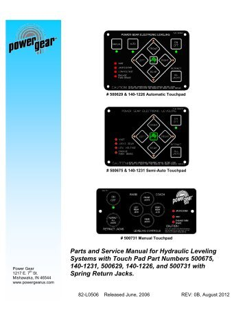 operation and maintenance power gear?quality=85 trouble shooting leveling control box 140 1224 power gear power gear leveling jacks wiring diagram at arjmand.co