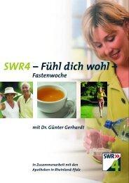 SWR4 - Fastenwoche 2004 - Wissen-gesundheit.de