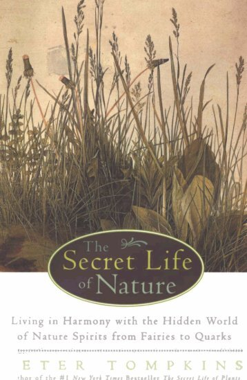 The Secret Life of Nature - michaeljgoodnight.com