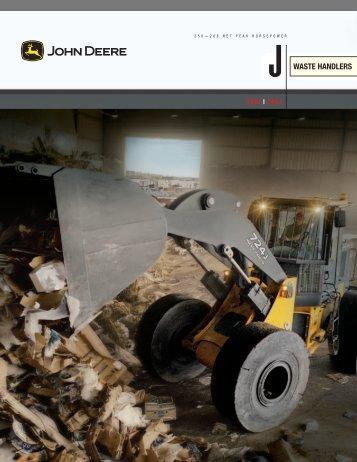 WASTE HANDLERS - West Side Tractor Sales
