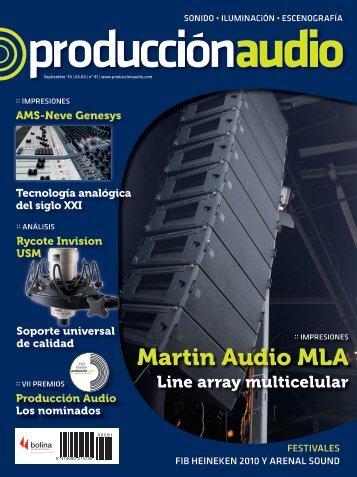 Martin Audio MLA - Ams-neve.info