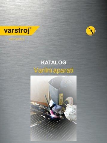 katalog - Varstroj