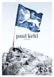 Fall/Winter 2013 MenSWear COlleCtiOn - Paul Kehl