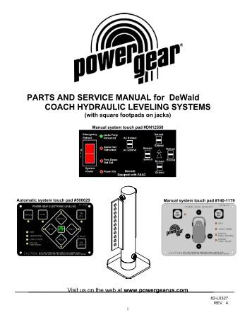 power gear tip sheet 82 l