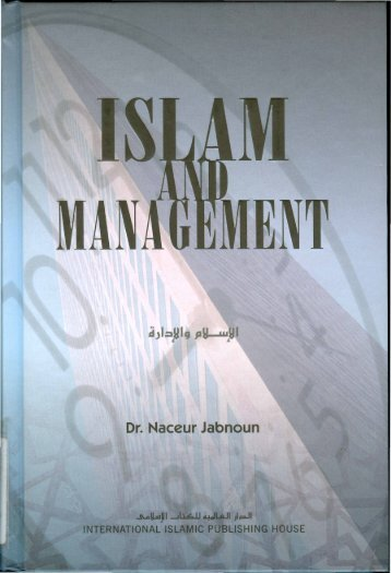 Islam and Management