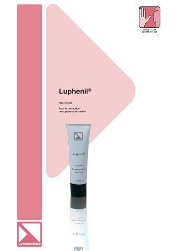 Luphenil - Lysoform.ch