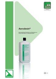 Aerodesin® - Lysoform.ch