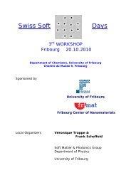 Program - ETH Zürich