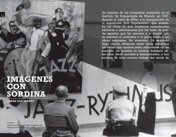 Imágenes con sordina. Sobre museos ... - Soymenos.net