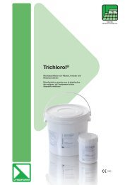 Trichlorol® - Lysoform.ch