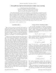 USING STANDARD SYSTE - ETH Zürich