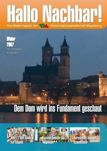 4,99 - WOBAU Magdeburg