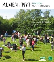Flere og flere unge går med i det frivillige - Aabenraa ...