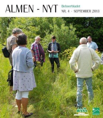 ALMEN-NYT her - Aabenraa Andelsboligforening