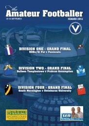 division 2 - Victorian Amateur Football Association