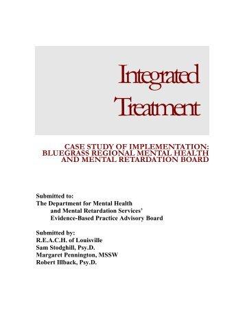 International case studies in mental health