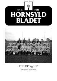 HornsyldBladet 6 2010.pdf - Hornsyld.dk