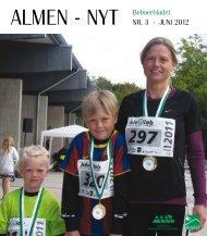 NYT NR. 3 · JUNI 2012 - Aabenraa Andelsboligforening