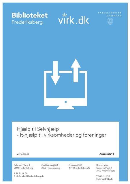 Hjælp Til Selvhjælp Frederiksberg Bibliotek