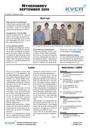 Se nyhedsbrev (PDF) - Lean Energy Cluster