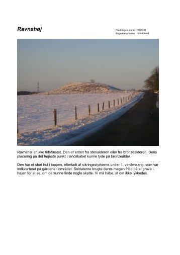 Ravnshøj - Lejre Historiske Forening