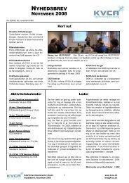 Se nyhedsbrev (PDF) - Lean Energy