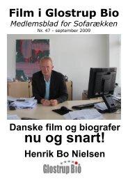 Nr. 47. Danske film og biografer i dag - Glostrup Bio