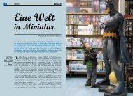 Eine Welt in Miniatur - Wirth Mainz