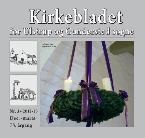Kirkebladet for dec. 2012 - Hornum og Omegn