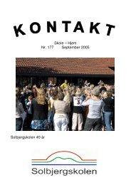 01 Kontakt september 05 - Solbjergskolen