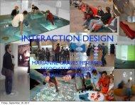 Marianne Graves Petersen: Interaction Design - IT-Vest