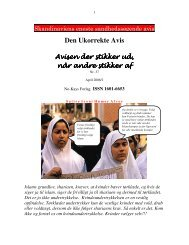 DUA 37 - Anti-humanist - Åse Clausen Bjerg