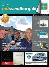 Download mitsvendborg.dk MAGASIN oktober 2010