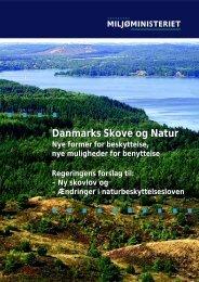 Danmarks Skove og Natur - Naturstyrelsen