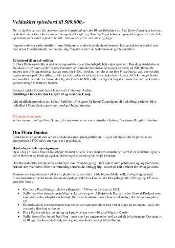 største flora danica udstilling i jylland nogensinde.pdf - Ritzau Info