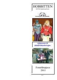 Pjece til nye forældre 2011 - Skødstrup Skole