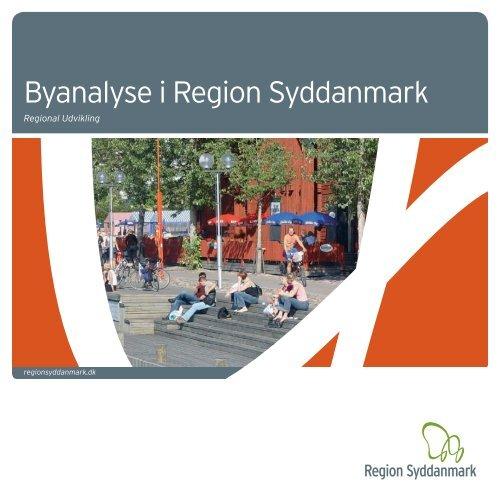 Byanalyse i Region Syddanmark