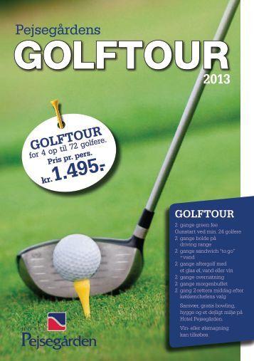 GOLFTOUR - Stensballegaard Golf