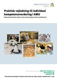 Praktisk vejledning til individuel kompetencevurdering i AMU - khru.dk