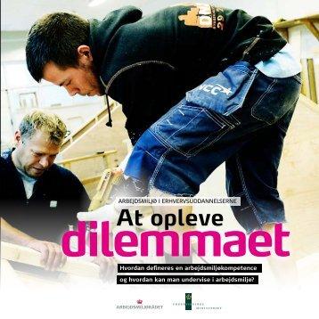 dilemmaet - Arbejdsmiljørådet