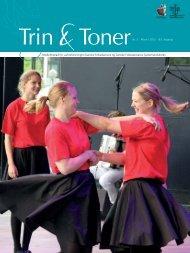 Trin & Toner 03-2012 - Spillemandskredsen.dk