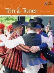 Trin & Toner 05-2011 - Spillemandskredsen.dk