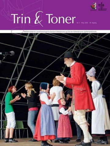 Trin & Toner 05-2010 - Spillemandskredsen.dk