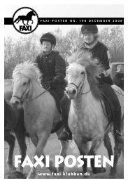 Faxiposten nr. 198 - Faxi-klubben