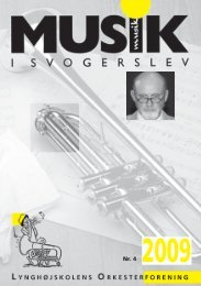 291581 Musik i svog_nr. 4 2009.indd
