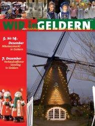 2008|Dezember - WIR in Geldern