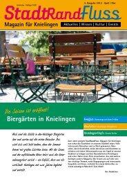 Biergärten in Knielingen - wirkStadt in Knielingen