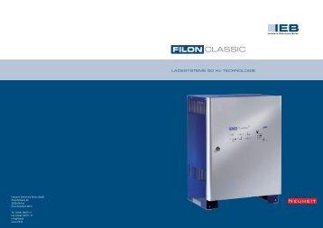 Herstellerbroschüre - Industrie Batterie Service und Verkauf GmbH